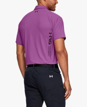 Men's UA Range Unlimited Iso-Chill Polo
