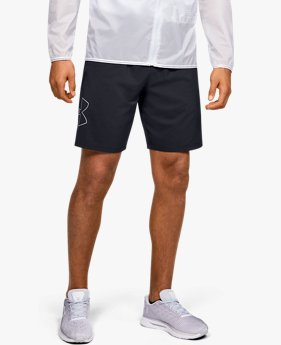 Men's UA Qualifier Speedpocket 9'' Linerless Shorts