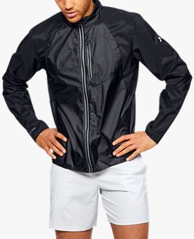 Men's UA Run Impasse Wind Jacket