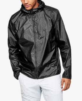 Men's UA Impasse Wind Jacket