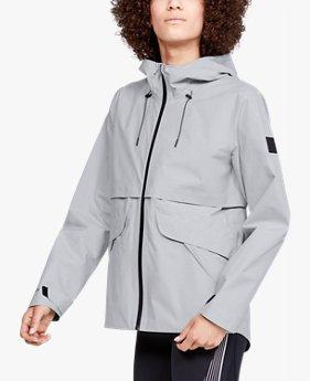 여성 GORE-TEX® Paclite® 레인 재킷