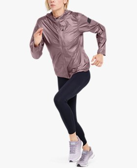 Women's UA Impasse Wind Jacket