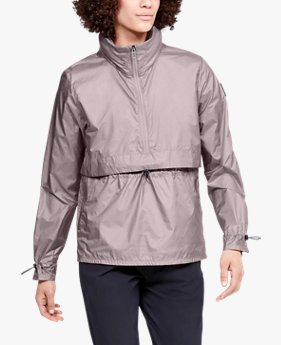 Women's UA Impasse Synch Wind Jacket