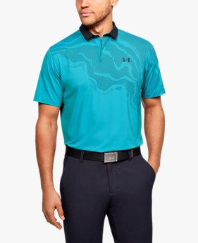 Men's UA Iso-Chill Shadow Polo