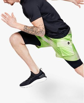 Shorts UA Always On Recover para Hombre