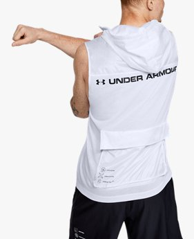 Men's UA Always On Sleeveless ½ Zip