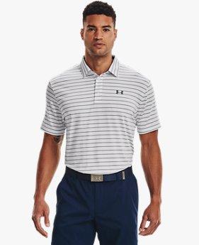 Men's UA Playoff Polo Core Stripe