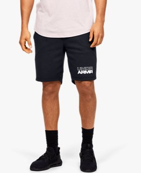 Men's UA Baseline Fleece Shorts