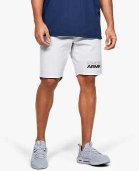 Shorts de Basquete Masculino Under Armour Baseline Fleece