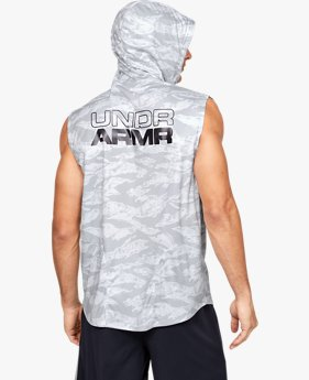 Men's UA Baseline Sleeveless Hoodie