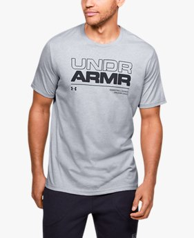 Men's UA Baseline Basketball T-Shirt