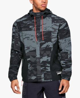 Herren UA Moments Windjacke