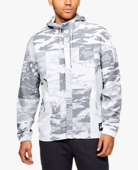 Men's UA Moments Wind Jacket