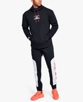 Men's UA Moments Fleece Hoodie