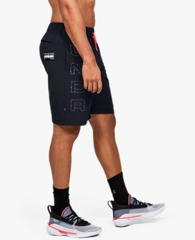 Men's UA Moments Wind Shorts