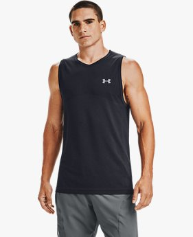 Men's UA Seamless Tank