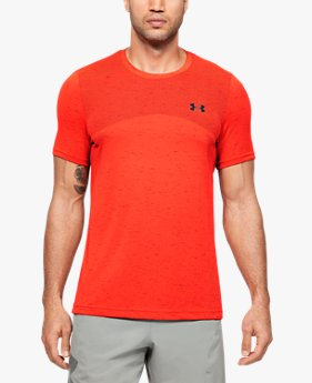 Camiseta de Treino Masculina Under Armour Seamless