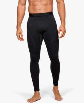 Herren UA RUSH™ Seamless Leggings