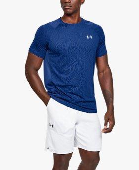 Men's UA MK-1 Jacquard Short Sleeve