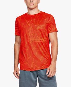 Men's UA MK-1 Tonal Print Short Sleeve
