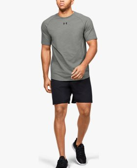 Herren Kurzarm-Oberteil aus Charged Cotton®