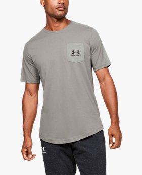 Men's UA Sportstyle Short Sleeve