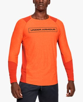 Men's UA MK-1 Graphic Long Sleeve