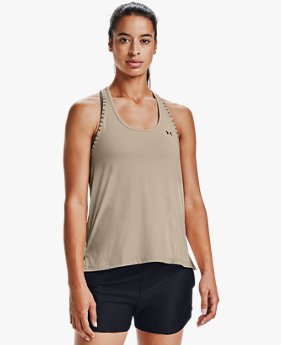 Damen UA Knockout Tanktop