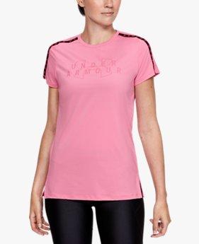 Women's UA Armour Sport Branded Short Sleeve