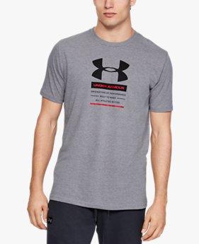 Men's UA Originators Of Performance Center Short Sleeve