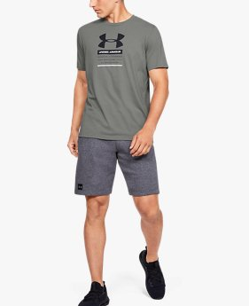 Men's UA Originators Of Performance Center Short Sleeve