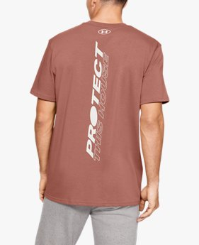 Men's UA PTH Back Short Sleeve