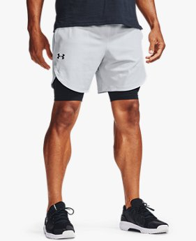Short UA Stretch Woven da uomo