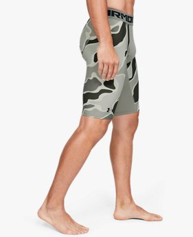Men's HeatGear® Armour Extra Long Printed Shorts