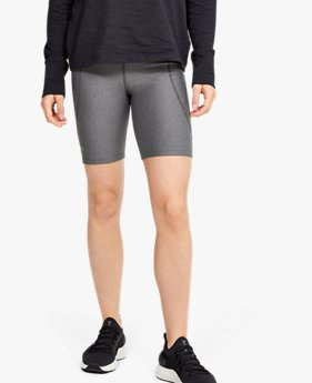 Women's HeatGear® Armour Bike Shorts
