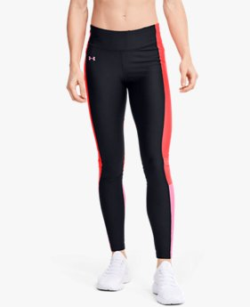Leggings HeatGear® Armour Perf Inset Graphic para Mujer