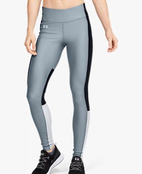 Women's HeatGear® Armour Perf Inset Graphic Leggings