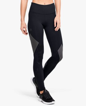 Women's UA RUSH™ Embossed Leggings