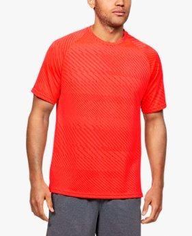 Men's UA Velocity Jacquard Short Sleeve