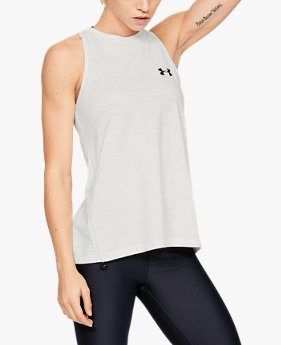 Damen Verstellbares Tanktop aus Charged Cotton®