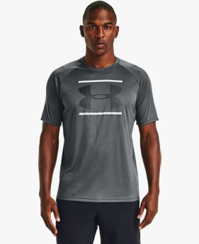 Men's UA Velocity Graphic Short Sleeve