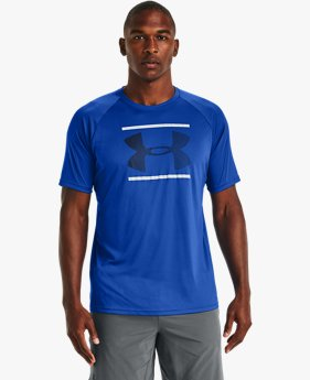 Men's UA Velocity Graphic Short Sleeve