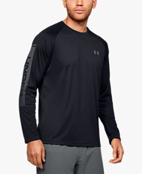 Men's UA Velocity Graphic Long Sleeve