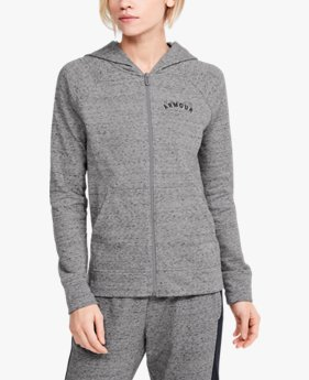 Women's UA Rival Terry Full Zip