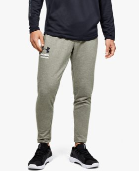 Men's UA Tech™ Terry Tapered Pants