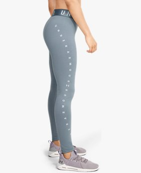 Damen Leggings UA Favorit mit Grafik