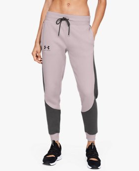 Women's UA Rival Fleece Fashion Joggers