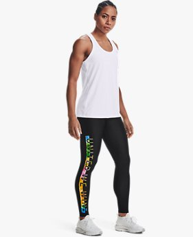 Women's UA Pride HeatGear® Armour Ankle Crop