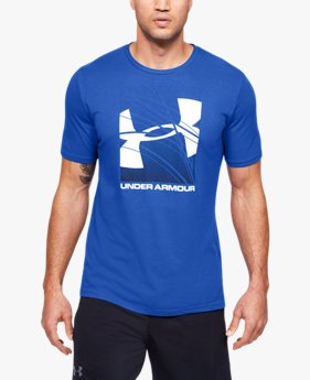 Men's UA Branded Logo Graphic Short Sleeve