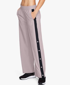 Women's UA Recover Woven Wide Leg Trousers